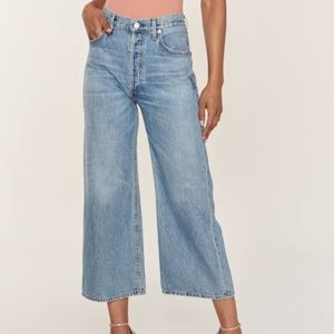NWT Citizens of Humanity - Sacha Wide Leg Crop